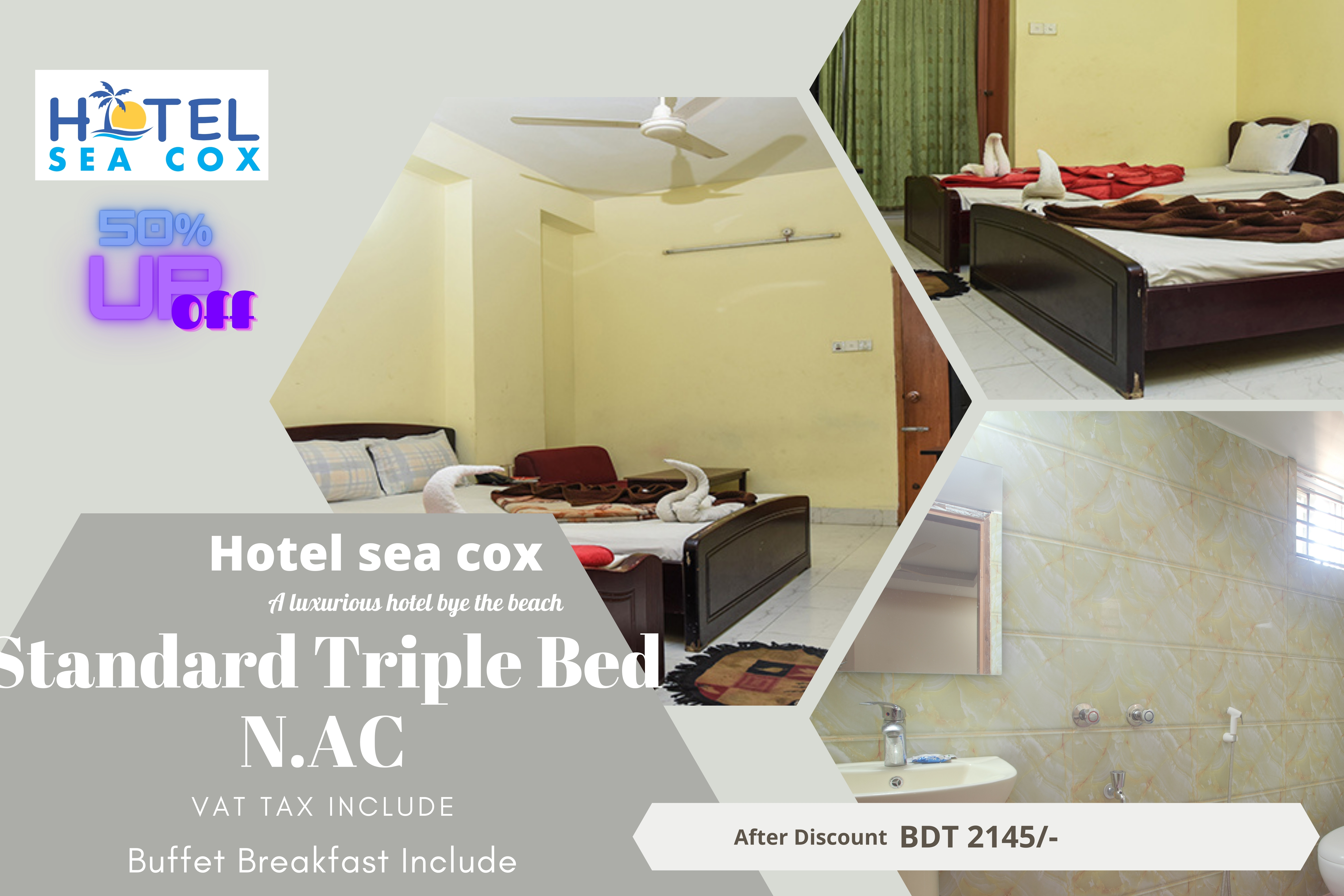 ROYAL SUITE (CONNECTING SEA VIEW AC)